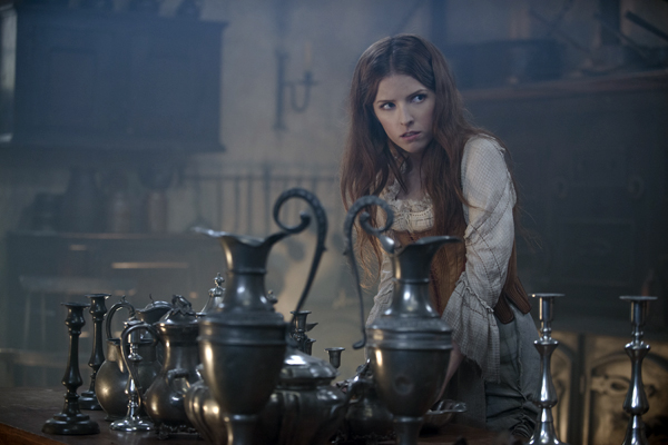 """Anna Kendrick stars as Cinderella in """"Into the Woods"""""""