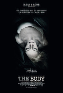 THE BODY poster USE